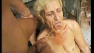 Nagymama dp szexfilm